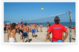 Beach Volley Varantur
